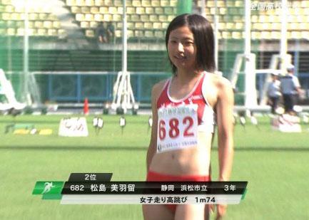 【U18】陸上JK達の高校総体でハプニング】