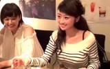 【相席居酒屋ナンパ】笑顔が可愛いめっちゃタイプな女子大生を飲ませて自宅連れ込み!