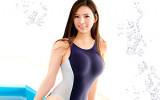 全国出場2回、地方大会で入賞7回、美人すぎる水泳選手のエロボディwww