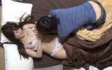 【ゲスの極み】丁寧なねっとりフェラを数十分・・・激カワ美巨乳娘と濃厚SEX隠し撮り!